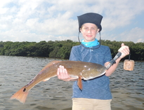 Tampa Bay Redfish charters
