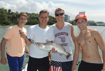 Clearwater fishing charters