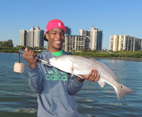 Clearwater Florida Redfish guides