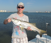 Snook fishing Trips