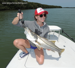 Tampa Florida Fishing Guides
